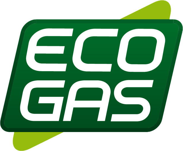 Logo ECO GAS quadri